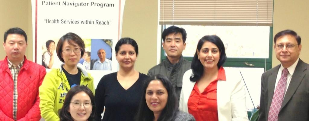 Asian American Inter Community Service Inc